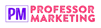 Professor Marketing logo
