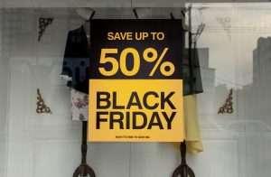 Black Friday invloed op e-commerce